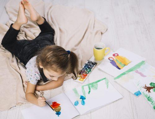 Pinta y Colorea VI