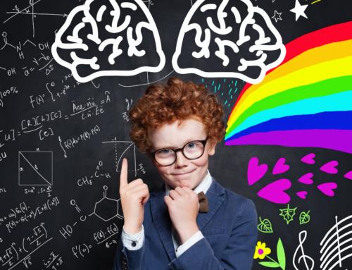 Cerebro único, niño único
